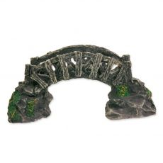 Dekorace - Dřevěný most