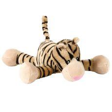 Hračka pro psa - plyšový tygr - 18 cm