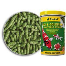 TROPICAL Koi goldfish vegetable sticks 5 l