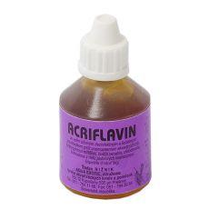 Acriflavin - roztok proti plísním akvarijních ryb