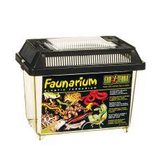 Faunárium - přenosný plastový box 180 x 110 x 125 mm