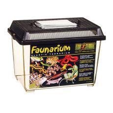 Faunárium - přenosný plastový box 230 x 155 x 170 mm