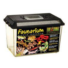 Faunárium - přenosný plastový box 300 x 195 x 205 mm