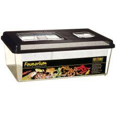 Faunárium - přenosný plastový box 460 x 300 x 170 mm