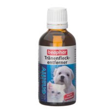 Sensitiv - odstraňovač skvrn pod očima, pro psy a kočky