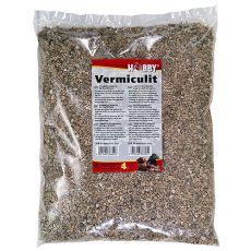 Tropický terarijní substrát Vermiculit 4l - 0 - 4 mm