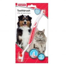 Zubní kartáček pro psa Beaphar