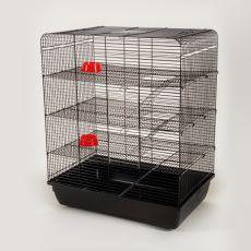Klec pro potkany REMY chrom