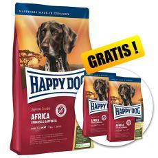 Happy Dog Supreme Africa 12,5 kg + 2 x 1kg GRATIS