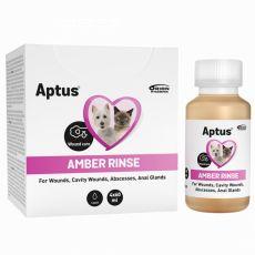 Aptus Amber Rinse 4 X 60 ml