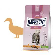 Happy Cat Junior Land Ente / Kachna 1,3 kg