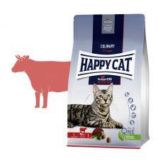Happy Cat Culinary Voralpen-Rind / Hovězí 4 kg