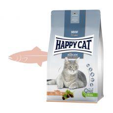 Happy Cat Indoor Atlantik-Lachs / losos 4 kg