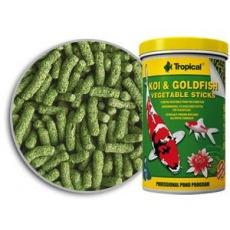 TROPICAL Koi goldfish Vegetable sticks 21 l