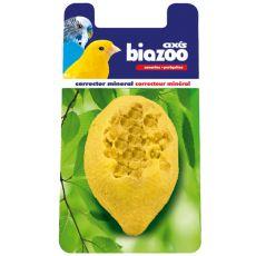 Minerální kámen pro ptáky - citronový, 55 g
