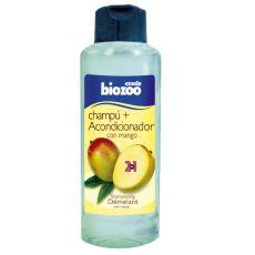 Šampon a kondicionér pro psy - mango, 750 ml