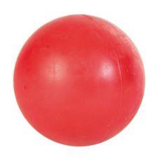 Těžký míč pro psy - tvrdá guma, 7 cm