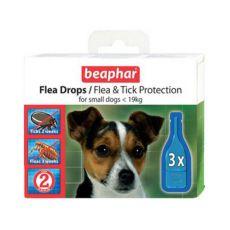 Pipety proti blechám a klíšťatům pro psy 5–19kg
