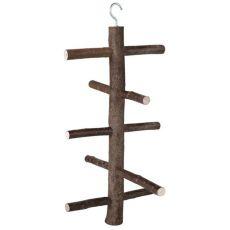 Hračka pro ptáky - průlezka na šplhání, 47 cm