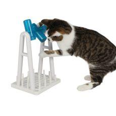 Hračka pro kočky - strategická, 22 x 18 x 33 cm