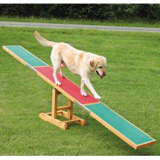 Agility překážka pro psy, houpačka 300x34x54 cm