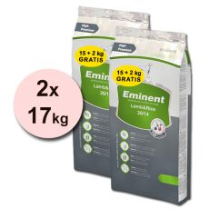 EMINENT Lamb a Rice - 2 x 17 kg