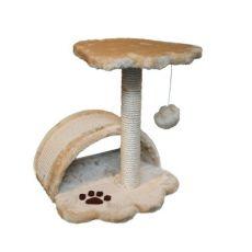 Škrabalo pro kočky VITORIA - 43 cm, béžové