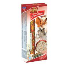 Vitapol tyčinky pro hlodavce - popcorn, 2 ks
