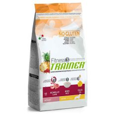 Trainer Fitness3 Adult MINI jehně s rýží - 7,5 kg