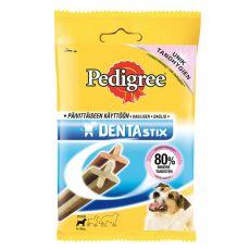 Tyčinky pro psy Pedigree Denta Stix small - 7 ks / 110 g