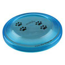 Létající talíř pro psy, plastový - 19 cm