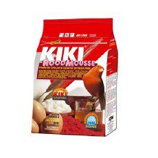 Krmivo pro vybarvení kanárků, KIKI RED - 300 g
