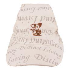 Čepice pro psa YAP Dog, bílá - 15 cm