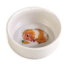 Keramická miska pro morče - 300 ml, 11 cm