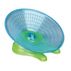 Disk na běhání, pro myši a křečky - 17 cm