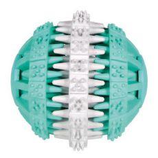 Hračka pro psa - mentolový míček, 7 cm