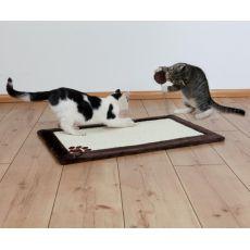Škrabadlo pro kočky ze sisalu a plyše - 70x45 cm
