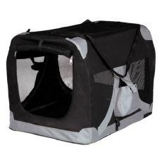 Přepravka pro psy de luxe - 50x50x70 cm