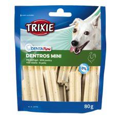 Tyčinky k čištění zubů Denta Fun Mini - 60 g