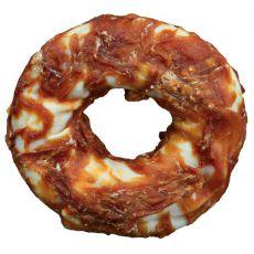 Pamlsky pro psa - kuřecí kruh Denta Fun, 110 g