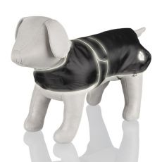 Kabátek pro psa s reflexními prvky - M / 45-65 cm