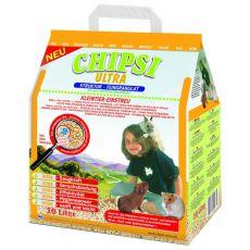 CHIPSI ULTRA - podestýlka pro hlodavce 10 l