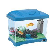 Plastové akvárium CAPRI JUNIOR BLUE 21 L