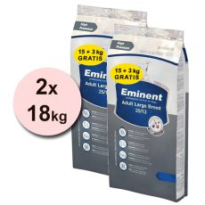 EMINENT Adult Large Breed - 2 x 18kg