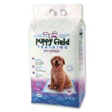 Hygienické podložky pro psy – 60 x 60 cm, 30 ks