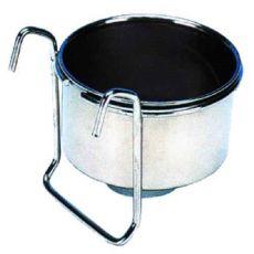 Kovové závěsné krmítko 300 ml/9 cm
