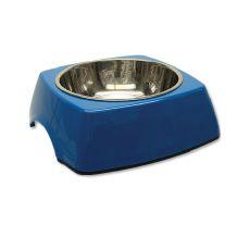 Miska pro psa DOG FANTASY, hranatá - 0,70 l, modrá