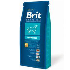 Brit Premium Lamb and Rice 3 kg