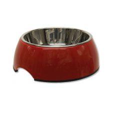 Miska pro psa DOG FANTASY,  0,35 l - červená