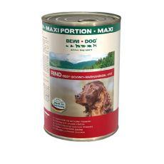 BEWI DOG , Hovězina - 1200 g konzerva